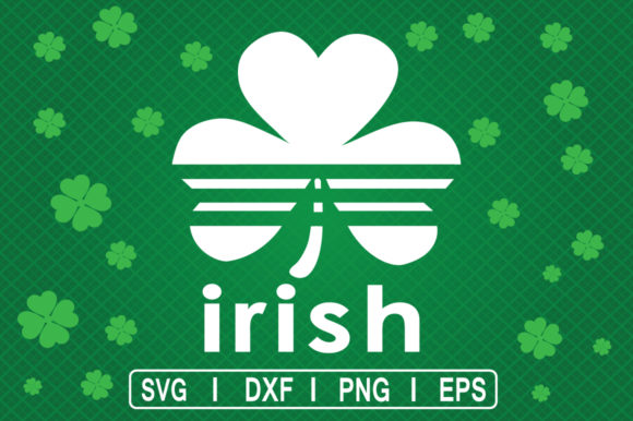 St Patrick S Day Svg Shamrock Graphic By Svg Cuts Creative