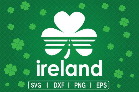 Download Free St Patrick S Day Svg Shamrock Graphic By Svg Cuts Creative for Cricut Explore, Silhouette and other cutting machines.