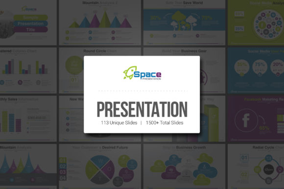 Print on Demand: Startup Business KeynotePresentation Template Graphic Presentation Templates By ContestDesign