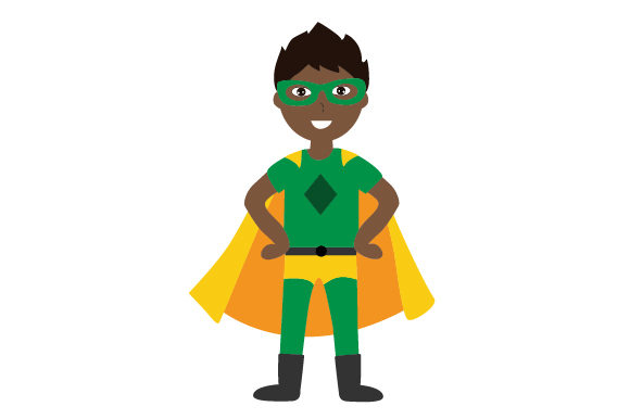 Superhero Designs for Boys Craft Design By Creative Fabrica Crafts Image 1
