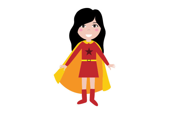 Download Free Superhero Designs For Girls Svg Cut File By Creative Fabrica for Cricut Explore, Silhouette and other cutting machines.