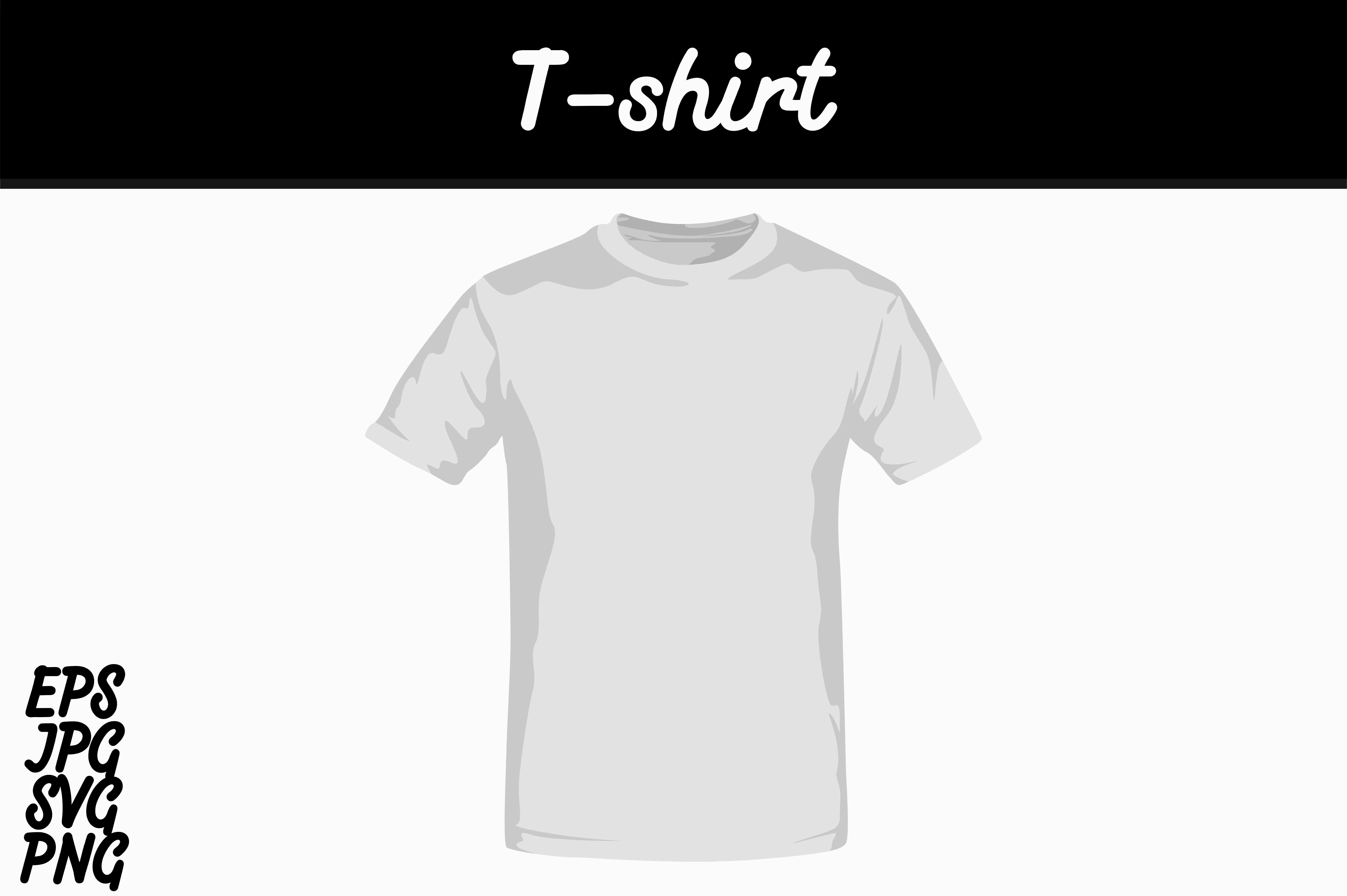 Download Free T Shirt Svg Vector Image Graphic By Arief Sapta Adjie Creative SVG Cut Files