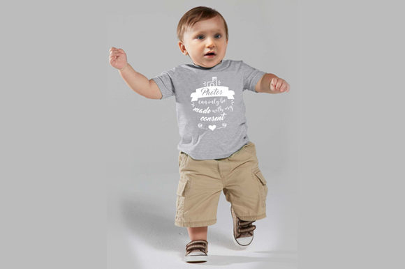 T-shirt Graphics Baby Graphic Graphic Templates By ApexDesign - Image 3