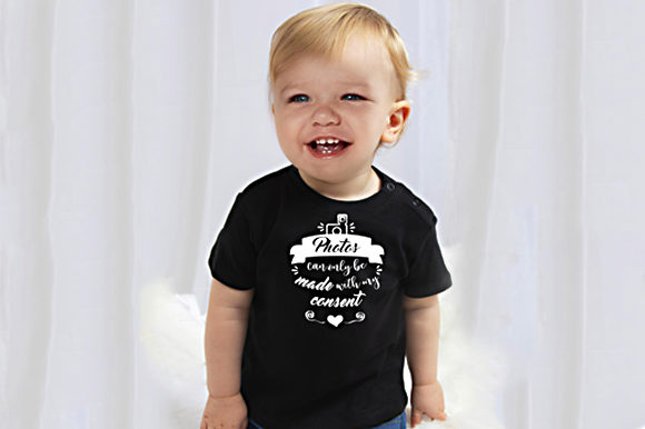 T-shirt Graphics Baby Graphic Graphic Templates By ApexDesign - Image 1