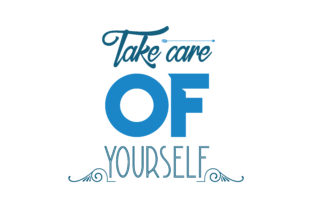 Download Free Take Care Of Yourself Quote Svg Cut Graphic By Thelucky for Cricut Explore, Silhouette and other cutting machines.