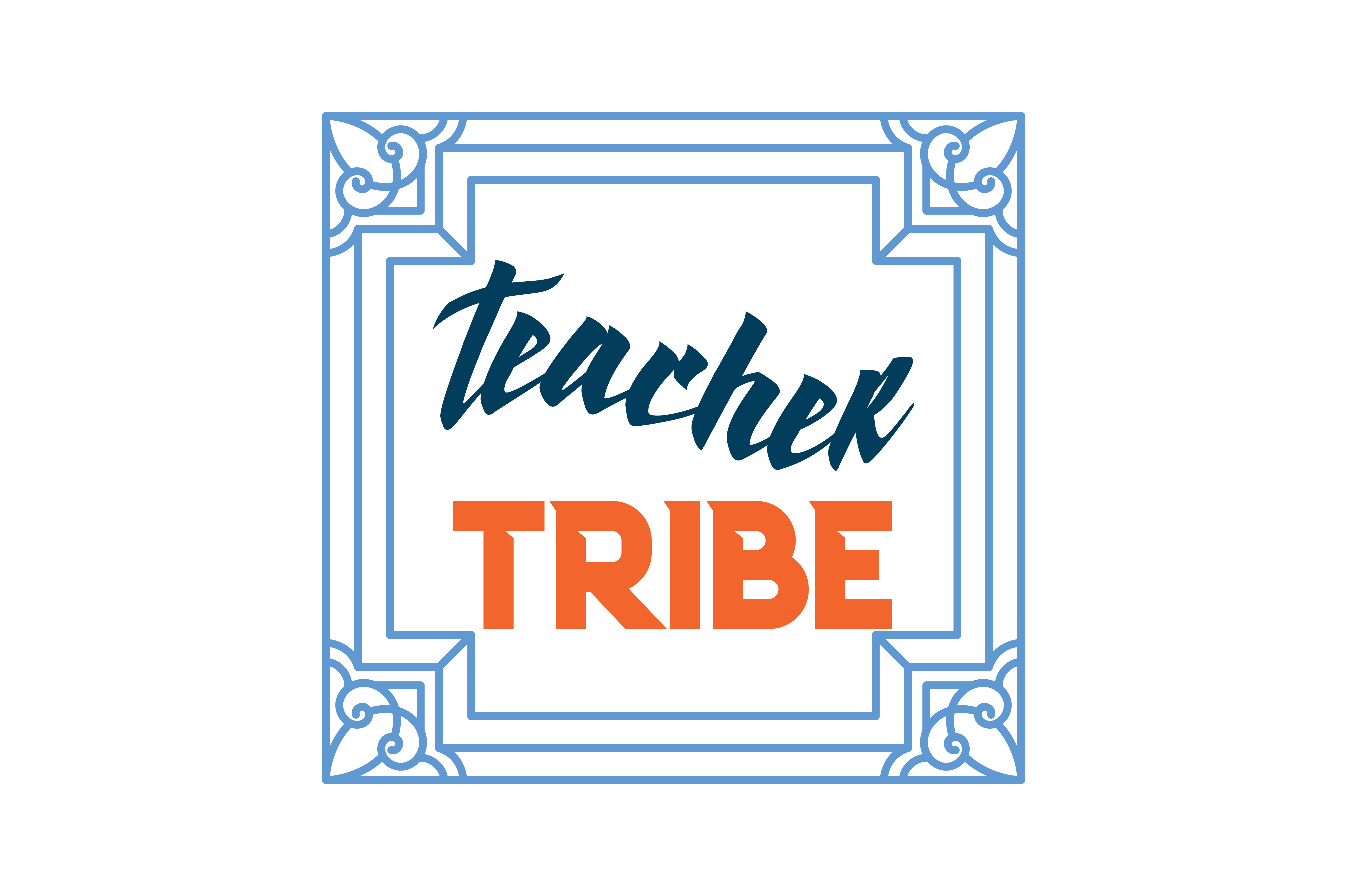 Download Free Teacher Tribe Quote Svg Cut Graphic By Thelucky Creative Fabrica for Cricut Explore, Silhouette and other cutting machines.