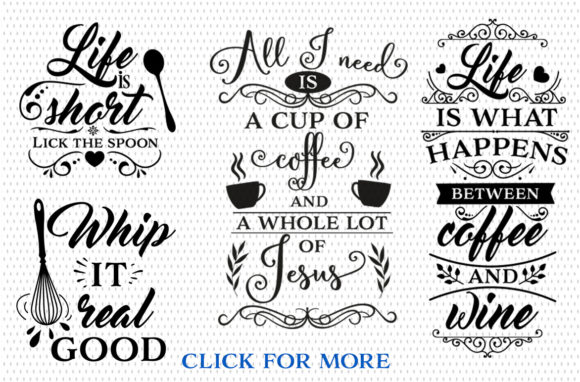 Print on Demand: The Big SVG Bundle Graphic Crafts By Nerd Mama Cut Files - Image 11