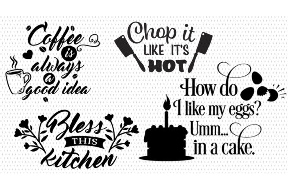 Print on Demand: The Big SVG Bundle Graphic Crafts By Nerd Mama Cut Files - Image 12