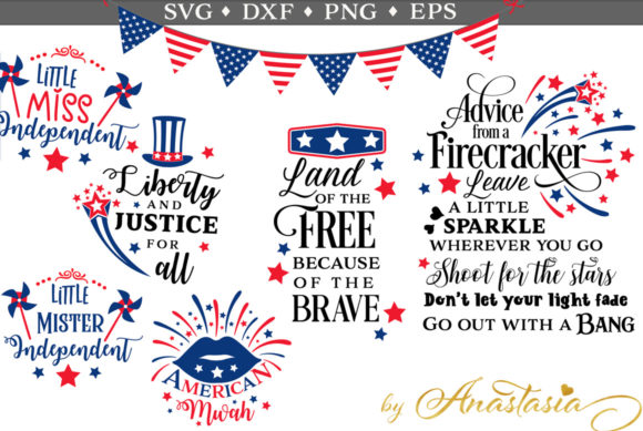 Print on Demand: The Big SVG Bundle Graphic Crafts By Nerd Mama Cut Files - Image 8