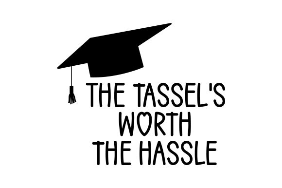 The Tassel's Worth the Hassle Craft Design By Creative Fabrica Crafts Image 1