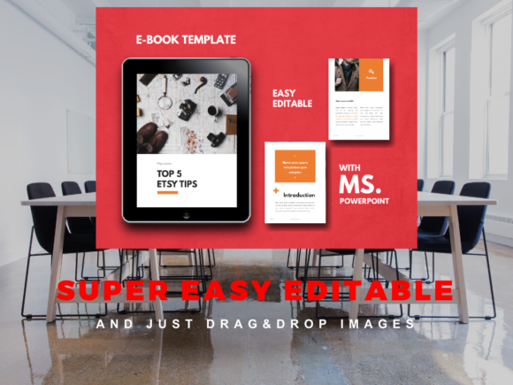 Tips Ebook Powerpoint Template Graphic By rivatxfz Image 9