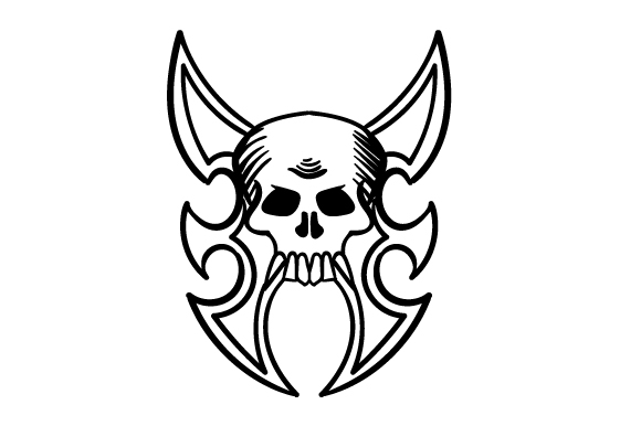 Download Free Traditional Tattoo Svg Cut File By Creative Fabrica Crafts for Cricut Explore, Silhouette and other cutting machines.