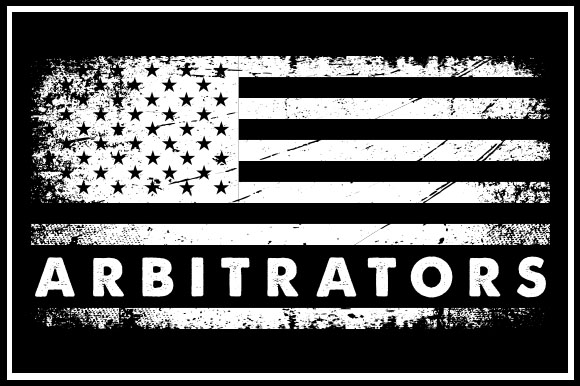Download Free Usa Flag Arbitrators Graphic By Zaibbb Creative Fabrica for Cricut Explore, Silhouette and other cutting machines.