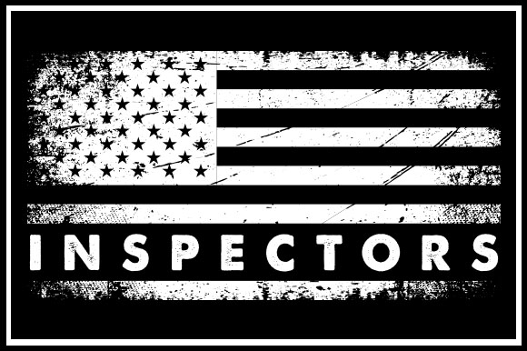 Download Free Usa Flag Inspectors Graphic By Zaibbb Creative Fabrica for Cricut Explore, Silhouette and other cutting machines.