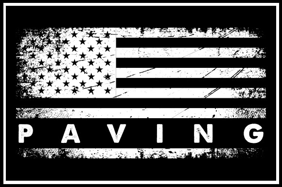 Download Free Usa Flag Paving Graphic By Zaibbb Creative Fabrica for Cricut Explore, Silhouette and other cutting machines.