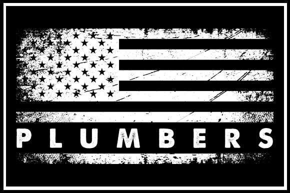 Download Free Usa Flag Plumbers Graphic By Zaibbb Creative Fabrica for Cricut Explore, Silhouette and other cutting machines.