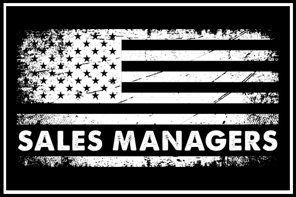 Download Free Usa Flag Sales Managers Graphic By Zaibbb Creative Fabrica for Cricut Explore, Silhouette and other cutting machines.
