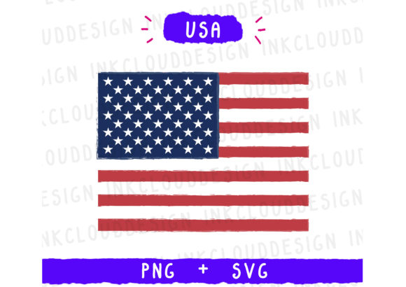 Download Free Usa United States World Country Flags Graphic By Inkclouddesign for Cricut Explore, Silhouette and other cutting machines.