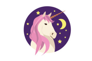 Unicorn for Adults Craft Design By Creative Fabrica Crafts