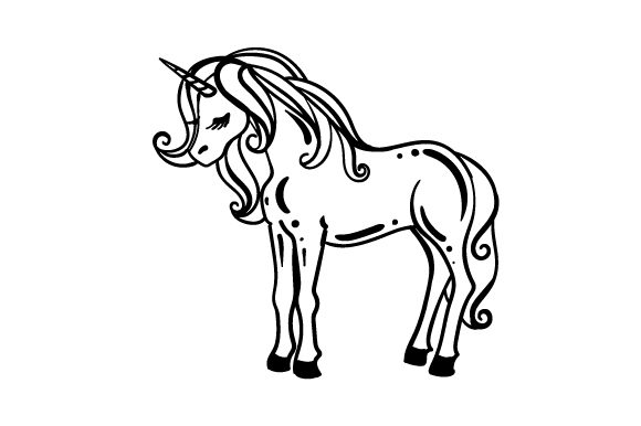 Download Free Unicorn For Adults Svg Cut File By Creative Fabrica Crafts for Cricut Explore, Silhouette and other cutting machines.