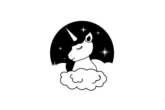 Unicorn for Kids Fairy tales Craft Cut File By Creative Fabrica Crafts - Image 2