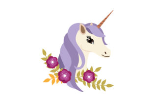Unicorn for Tweens and Adults Craft Design By Creative Fabrica Crafts