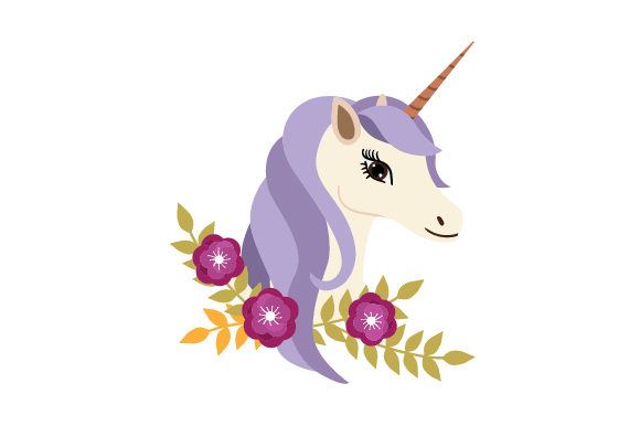 Unicorn for Tweens and Adults Animals Craft Cut File By Creative Fabrica Crafts