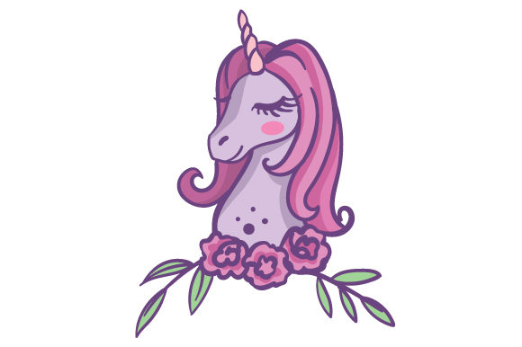Download Free Unicorn For Tweens And Adults Svg Cut File By Creative Fabrica for Cricut Explore, Silhouette and other cutting machines.