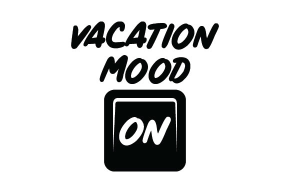 Vacation Mood on Travel Craft Cut File By Creative Fabrica Crafts - Image 2