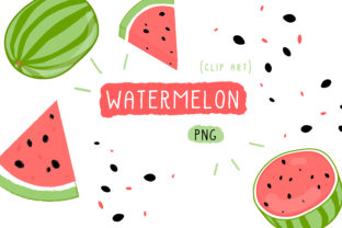 Watermelon Graphic By Inkclouddesign