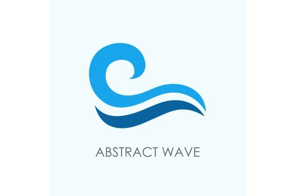 Wave Logo Template Graphic Logos By zaenal.abidin4133