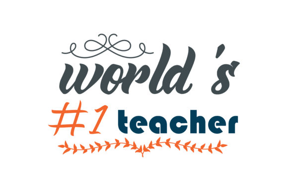 Download Free World S 1 Teacher Quote Svg Cut Graphic By Thelucky Creative for Cricut Explore, Silhouette and other cutting machines.