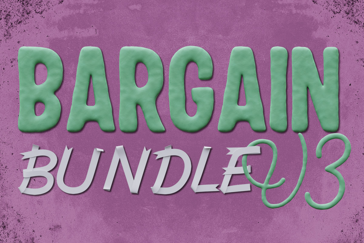 Download Free Bargain Bundle Vol 3 Bundle Creative Fabrica for Cricut Explore, Silhouette and other cutting machines.