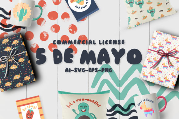 5 De Mayo Fiesta! Graphic By Latin Vibes