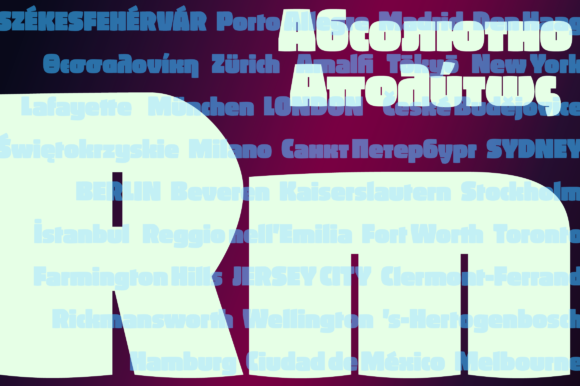 Download Free Absolut Pro Fat Font By Ingofonts Creative Fabrica SVG Cut Files