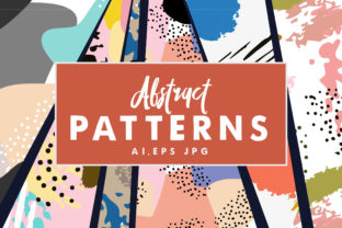 Abstract Pattern Graphic By Caoca Studios
