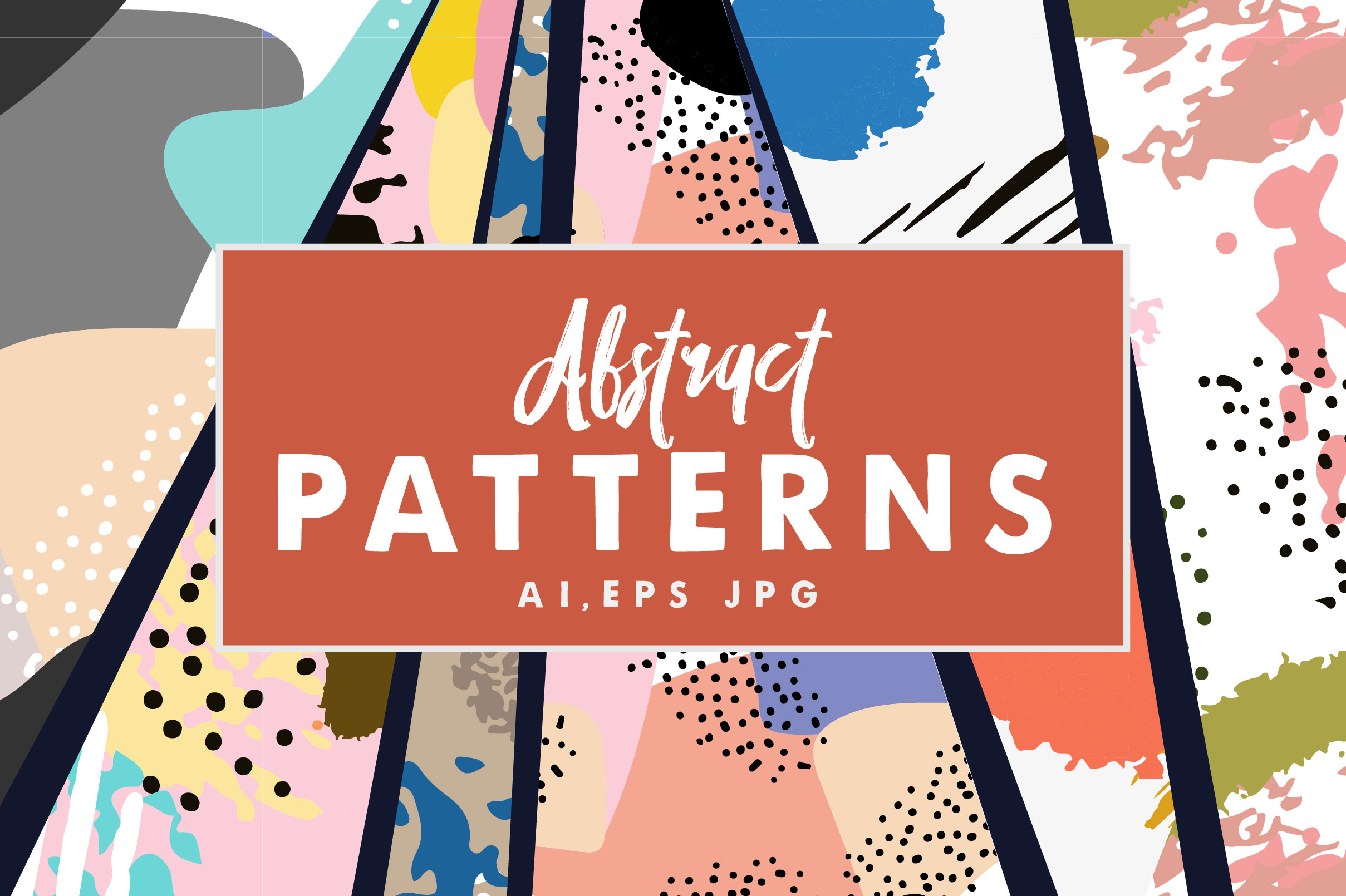 Download Free Abstract Pattern Graphic By Caoca Studios Creative Fabrica for Cricut Explore, Silhouette and other cutting machines.