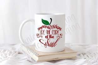 Print on Demand: Admin Assistant Apple Graphic Crafts By Unicorn Imaging