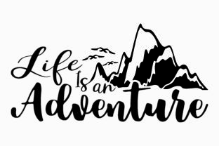 Download Free Adventure Svg Vector Graphic By Arief Sapta Adjie Creative Fabrica for Cricut Explore, Silhouette and other cutting machines.