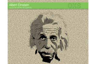 Download Free Albert Einstein Svg Vector Grafico Por Crafteroks Creative Fabrica for Cricut Explore, Silhouette and other cutting machines.
