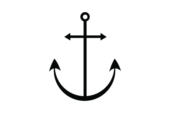 Download Free Anchor Svg Cut File By Creative Fabrica Crafts Creative Fabrica for Cricut Explore, Silhouette and other cutting machines.