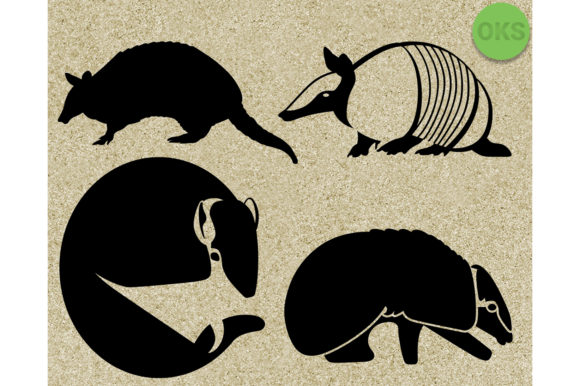 Download Free Armadillo For Cricut Graphic By Crafteroks Creative Fabrica SVG Cut Files