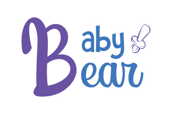 Download Free Baby Bear Quote Svg Cut Graphic By Thelucky Creative Fabrica for Cricut Explore, Silhouette and other cutting machines.