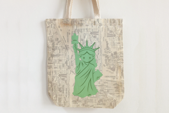 Baby Statue of Liberty Graphic Crafts By DesignedByGeeks