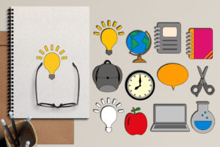Back to School Graphic By Revidevi