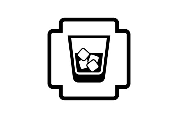 Download Free Bar And Cafe Icon Graphic By Zafreeloicon Creative Fabrica for Cricut Explore, Silhouette and other cutting machines.