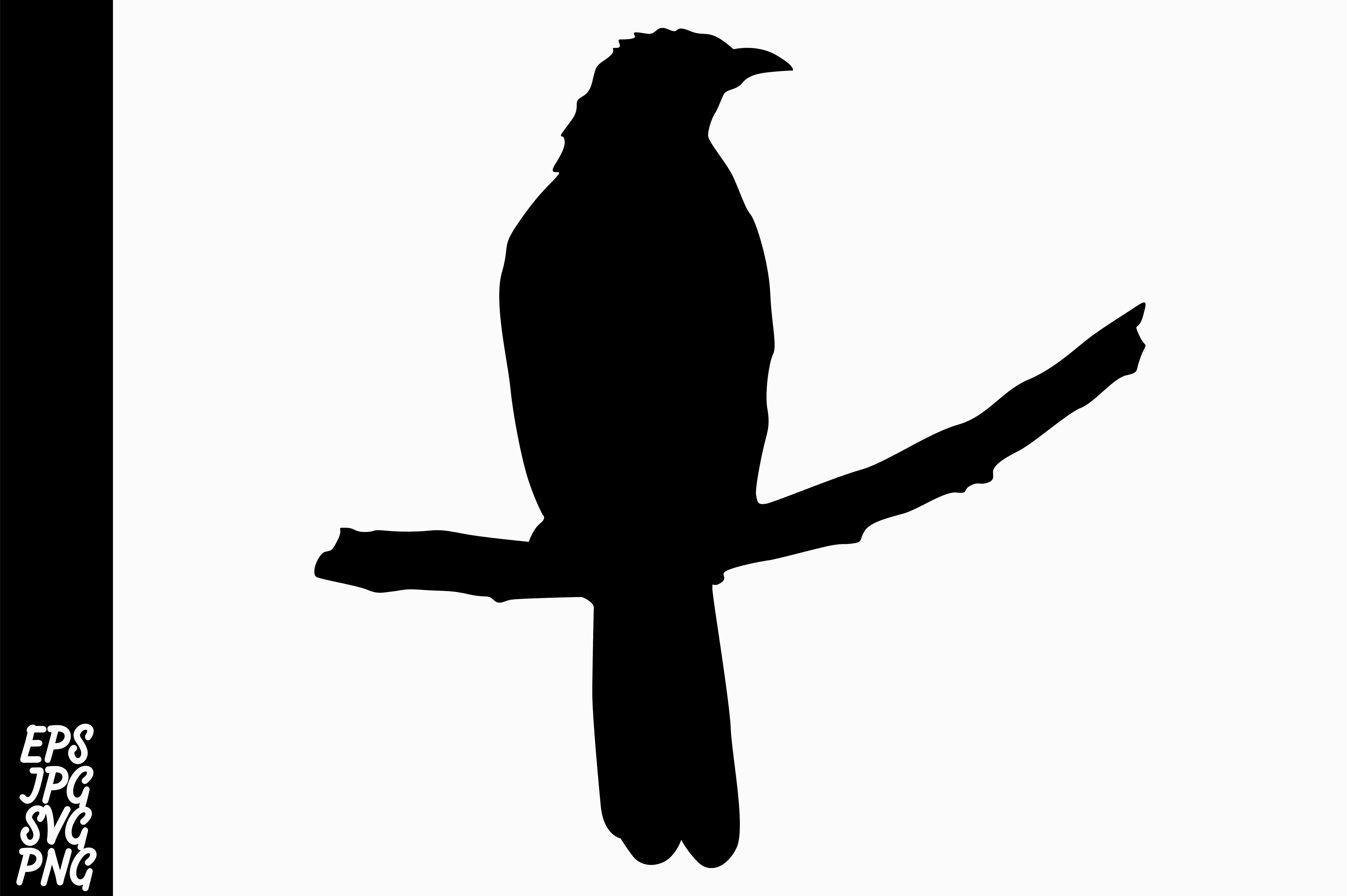 Download Free Bird Silhouette Graphic By Arief Sapta Adjie Creative Fabrica for Cricut Explore, Silhouette and other cutting machines.
