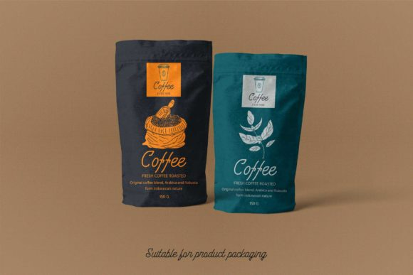 Black Roasters Font By Adriansyah Image 7
