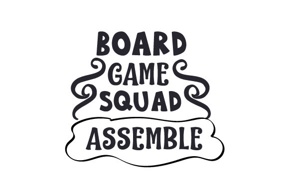 Download Free Board Game Squad Assemble Svg Cut File By Creative Fabrica for Cricut Explore, Silhouette and other cutting machines.