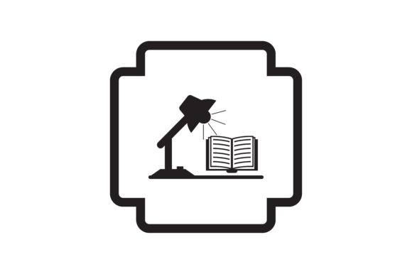 Books Icon Graphic Icons By Zafreeloicon - Image 1